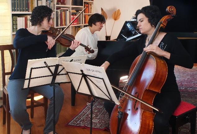 donatori di musica trio ars et labor