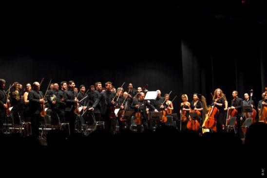 ensemble symphony orchestra the legend of ennio morricone