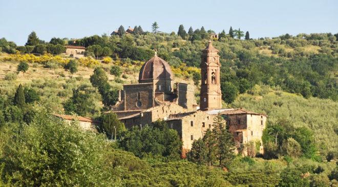 """Il Santuario di Mongiovino è """"Luogo del Cuore FAI"""""""