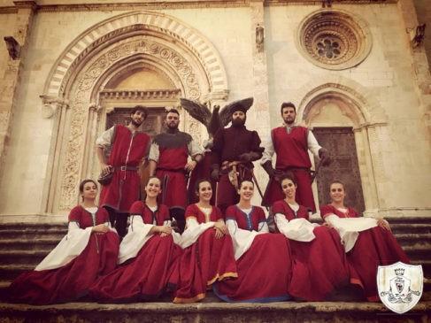 danze medievali di todi