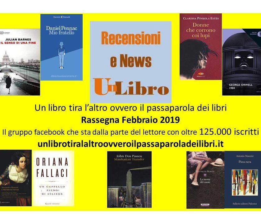libri più letti febbraio