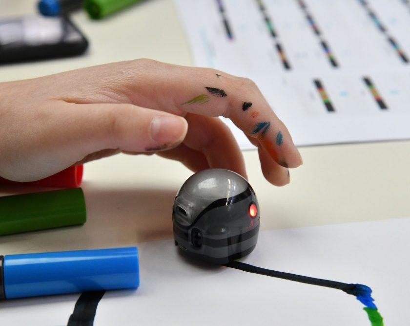 robotica in pediatria