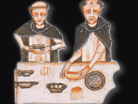 Bevagna, Banchetto medievale: Nomen Omen. Coena in refectorio fratrum