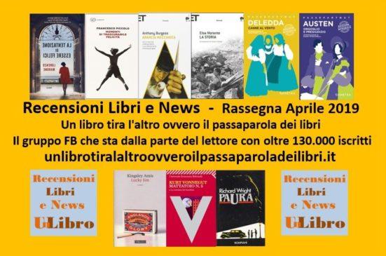rassegna libri aprile