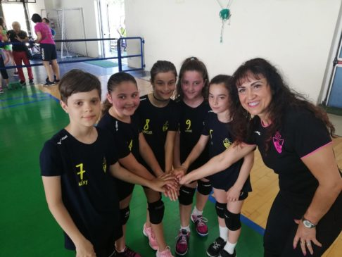 school volley perugia