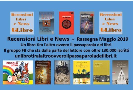 rassegna dei libri più letti a maggio