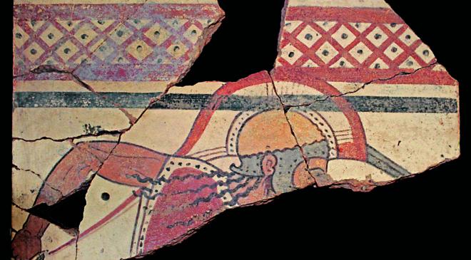 """A Roma """"Colori degli Etruschi. Tesori di terracotta alla Centrale Montemartini"""""""