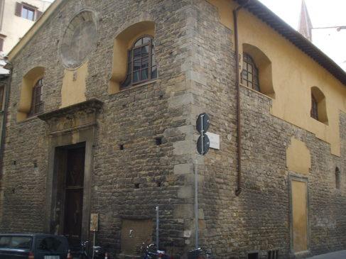 ex chiesa di san procolo firenze