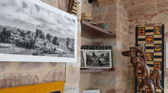 A Spello la mostra fotografica Africa Bianca di Alfonso Della Corte