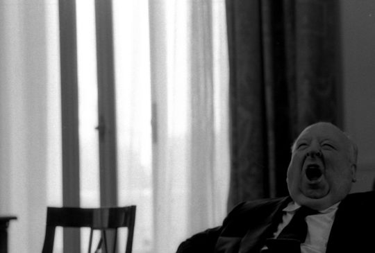 alfred hitchcock by sandro becchetti