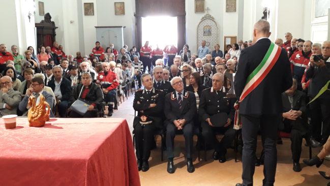 protezione civile regionale dell'umbria