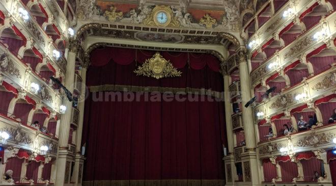 Perugia. Il teatro Morlacchi riapre le sue porte, al via la Stagione di Prosa