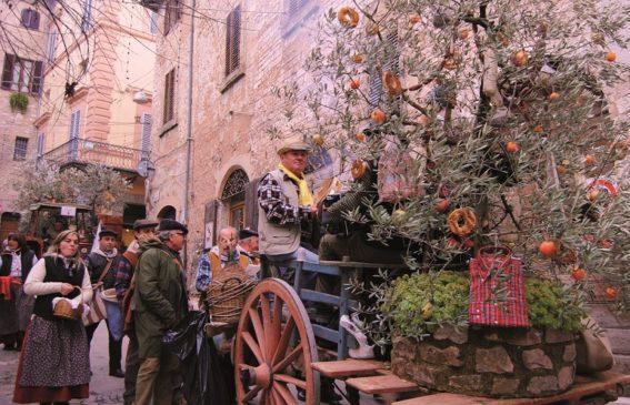festa dell'olivo e della bruschetta
