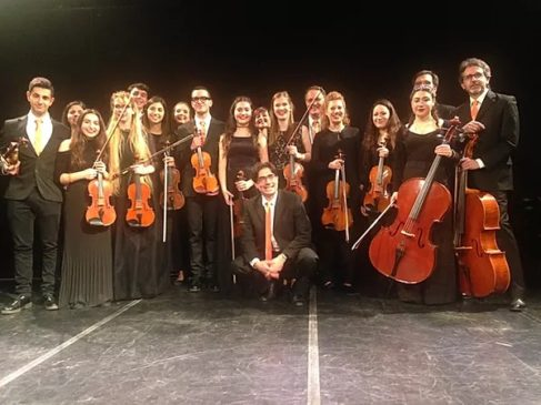 orchestra giovanile di arezzo