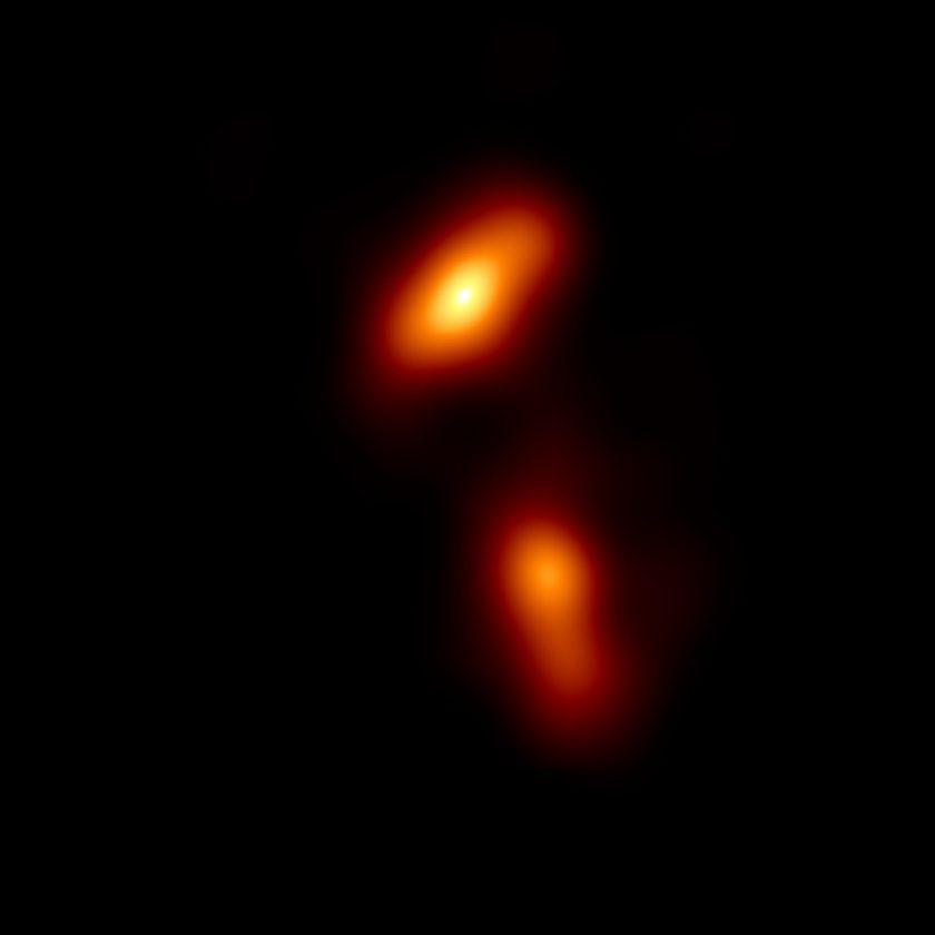 quasar 3c 279 getto buco nero supermassiccio