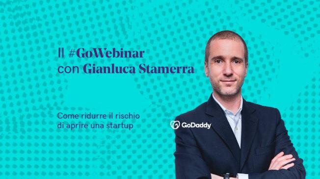 aprire startup gowebinarwebinar gianluca stamerra