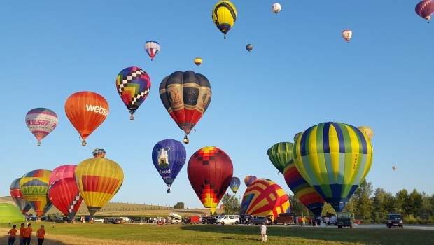 italian international balloon grand prix