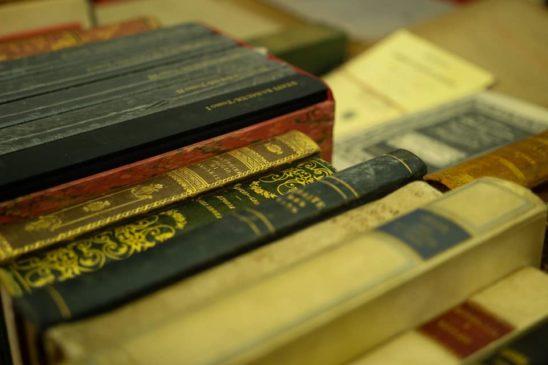 mostra mercato nazionale del libro antico
