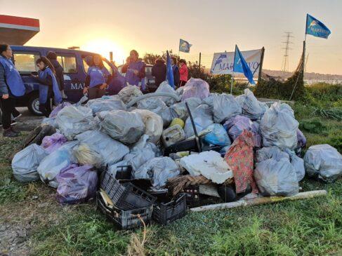marevivo rifiuti