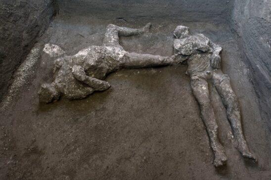 calchi pompei pompeii plaster casts