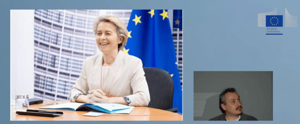 new european bauhaus ursula von der leyen