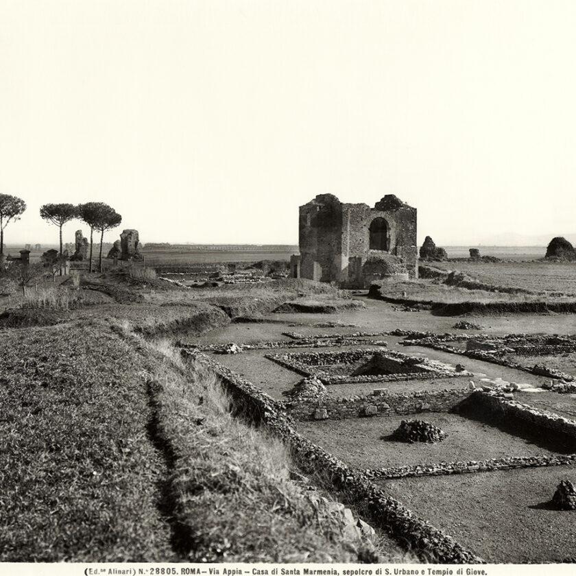 mausoleo di sant'urbano