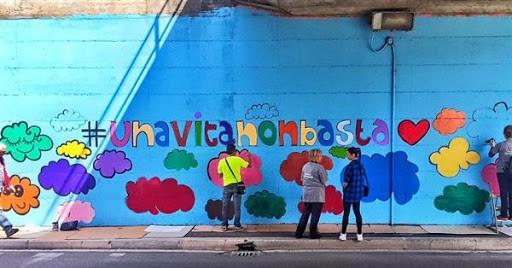 street art associazione bruna vecchietti