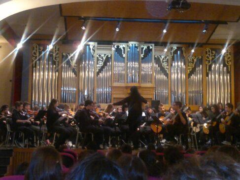 orchestra giovanile cocchi-aosta