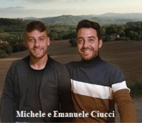 michele e emanuele ciucci