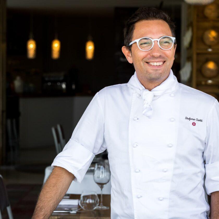 stellato chef ciotti
