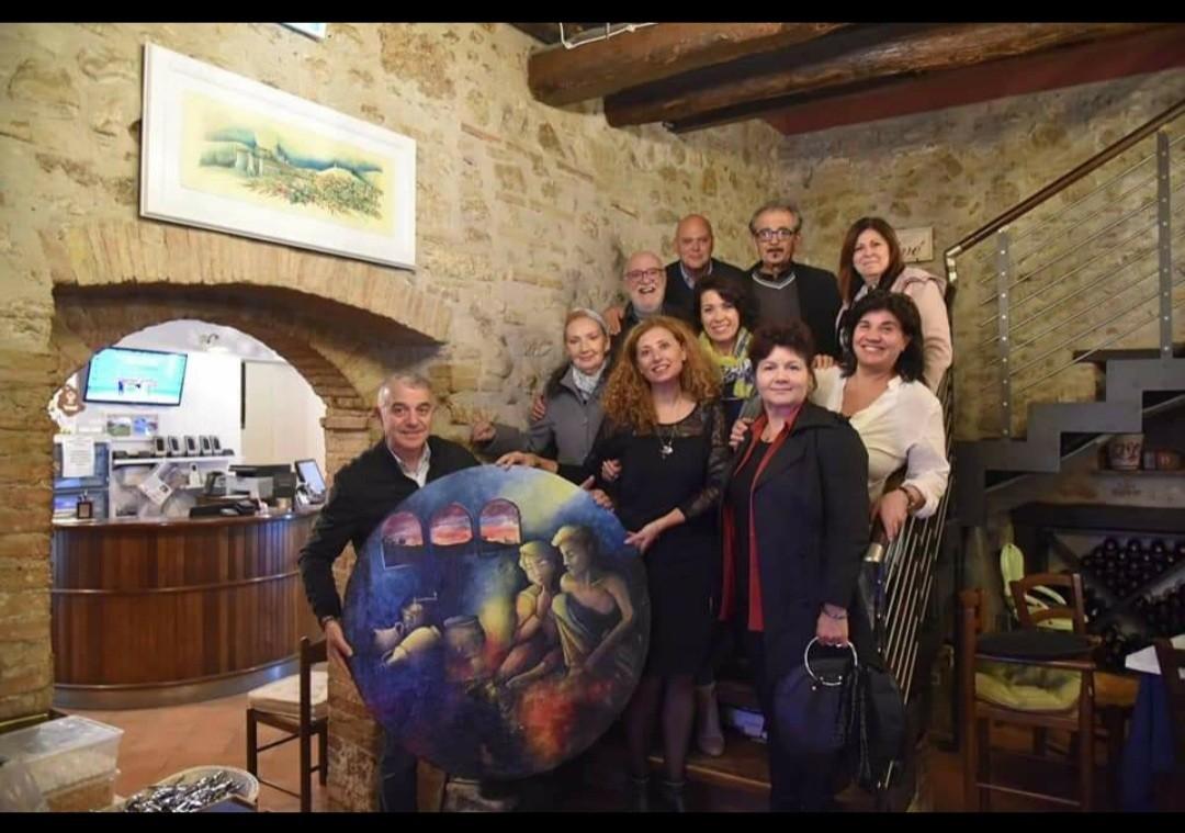 festa della donna amici dell'arte
