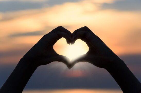 squilibri psicologici cuore sorgere del sole