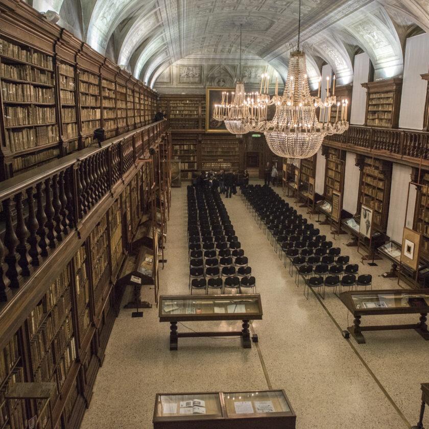 napoleone bonaparte biblioteca braidense