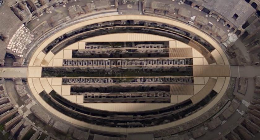 arena del colosseo