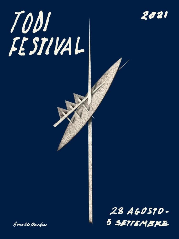 arnaldo pomodoro xxxv todi festival