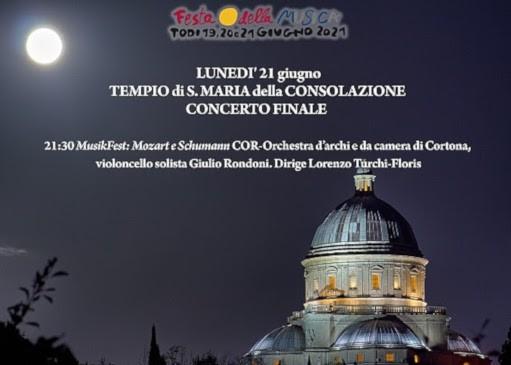 festa della musica concerto finale