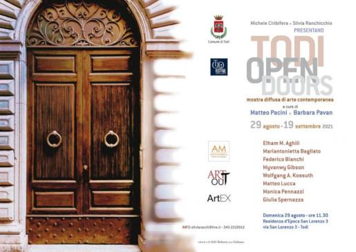 todi open doors