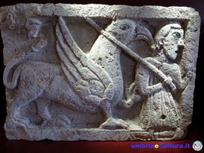 bassorilievo museo di narni