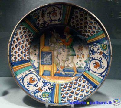 Museo della Ceramica Deruta: antichi tesori e nuove sorprese